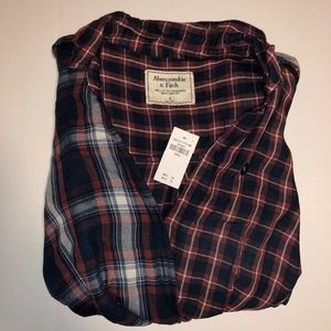 Abercrombie and Fitch Shirt With tags